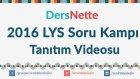 DersNette   2016 LYS Soru Kampı Tanıtım Videosu