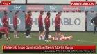 Galatasaray Teknik Direktörü  Riekerink, Sinan Gümüş'ün Sprintlerini Abartılı Buldu