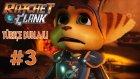 Gerçek Bir Kahraman ! | Ratchet & Clank Ps4 Türkçe Bölüm 3 - Eastergamerstv