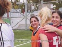 Kızlar Sahada - Futbol Turnuvası