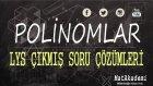 Polinomlar Soru Çözümü - LYS Çıkmış Soru Çözümleri 2.Kısım