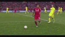 Roberto Firmino'dan Villarreal Maçında Nefis Çalım