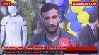 Topal, Fenerbahçe'de Kalmak İstiyor