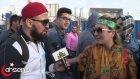Ahsen Tv Muhabirini Mosmor Eden Hanımefendi