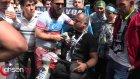 Beşiktaş Çarşı Grubundan Doğu Türkistana Tam Destek  - Ahsen Tv