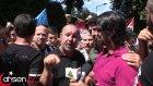 Beşiktaş Taraftarı Çarşı Grubu Çin Zulmüne Hayır Dedi  - Ahsen Tv