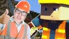 ÇALIŞIN İŞÇİLERİM! - Minecraft : Build Craft - Bölüm 1