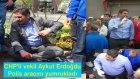 Chp 'li Vekil Cinnet Geçirdi Polis Otosunu Yumrukladı- Ahsen Tv