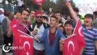 Çılgın Muhabir Gençleri Böyle Coşturdu - Ahsen Tv