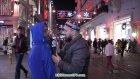 Cinnet Geçiren Genç  Taksim'de Canlı BOMBA Olmak İsterse
