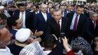 Cumhurbaşkanı Erdoğan Eyüp sultan'da Halkın Gönlünü Çaldı  - Ahsen Tv