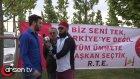 Erdoğan'ın Arkasından Giden Cihatçı Gençler