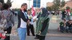 Filistin Özgürlüğü İçin ŞEHİT Olmaya Hazır 15 Yaşında Kız