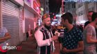 Kafa Dağıtmaya Taksim'e gelen gencin Ahsen Tv ile İmtihanı