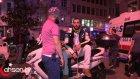 Motor Üstünde Nargile Keyfi ile Seçim Yorumu  - Ahsen Tv