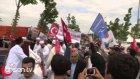 Osmanlı Torunları  Miting Alanına Böyle Geldiler - Ahsen Tv
