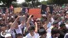 """Sultanahmet'te Müslümanlar Esti Gürledi: """"Zincirler Kırılsın Ayasofya Açılsın"""" - Ahsen Tv"""