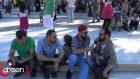 Suriyeli Gençlerden Chp İsyanı  - Ahsen Tv