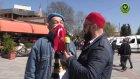 Türk Bayraklı Maskeli Adam'dan Teröristlere Mesaj - Ahsen Tv