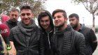 Ahsen Tv Muhabiri Milli Piyango Alan Gençleri Böyle İkna Etti