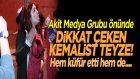 Akit Tv'yi Kucağa Oturmak İsteyen KEMALİST Teyze