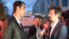 Bugün Muhabiri Kamil Maman İle Sen Körsün Tartışması  - Ahsen Tv