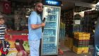 İrlandalı İle Kavga Çıkaran Su Dolabı Önünde Komik Deneme:) - Ahsen Tv