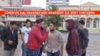 İzmir'de Hdp Savunucusu Anarşist Genç İle Tartışma  - Ahsen Tv