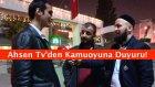 Osmanlı Torunları ile Selahaddin Eyyubi'nin Torunları Ahsen Tv'de Gücünü Birleştirdi