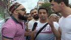 Pkk Savunucusu HDP'liler Ahsen Tv'ye Saldırdı