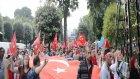 Ülkücüler'den PKK'lıları Korkutan Yürüyüş - Ahsen Tv