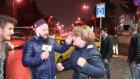 Bakırköy'de Röportaja Müdahil Olan Teyze