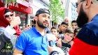 Erdoğan'a Diktatör Diyenler İzlesin Afganlı Gençten İbretlik Cevap