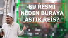 Fatih Çarşamba'da Görenleri Şaşırtan İlginç Resim- Ahsen Tv