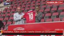 Fenerbahçe, Faslı Yıldız Hakim Ziyech'i Transfer Etmek İçin Görüşmelere Başladı