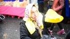 Pazarcı Teyze Ahsen Tv Muhabirine Zor Anlar Yaşattı
