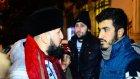pkk Sempatizanın Ahsen TV Muhabirine Saldırı Anı