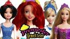 Prensesler Yemeği 2 | Pamuk Prenses Külkedisi Sindirella Rapunzel Deniz Kızı Ariel | EvcilikTV