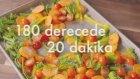 Sebzeli Fırın Makarna