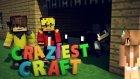 Batmobille Kız Tavlama Çabaları! - (Minecraft Craziest Craft: #28)