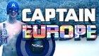 Captain America, Amerikalı Değilde Avrupalı Olsaydı?