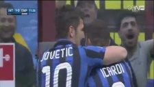Mauro Icardi'nin Empoli'ye Attığı Gol