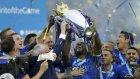 Şampiyon Leicester Kupasına Kavuştu!