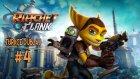 Uçan Kaykay Yarışması | Ratchet & Clank Ps4 Türkçe Bölüm 4