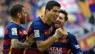 Barcelona 5-0 Espanyol - Maç Özeti izle (8 Mayıs Pazar 2016)