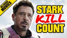 Filmlerinde Öldürdüğü Iron Man'in Düşmanlarının Çetelesi