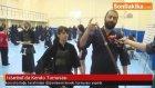 İstanbul'da Kendo Turnuvası