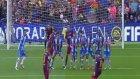Lionel Messi'nin Espanyol'a Attığı Frikik Golü