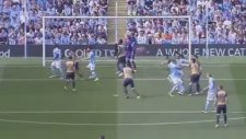 Olivier Giroud'un Manchester City'e Attığı Şık Kafa Golü