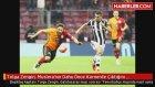 Beşiktaş Kaptanı  Tolga Zengin: Muslera'nın Daha Önce Kornerde Çıktığını Görmedim
